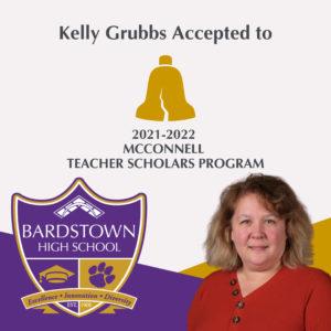 Kelly Grubbs McConnell Teacher Scholars Program